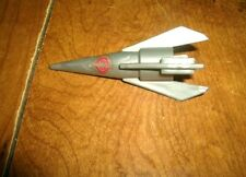 "G.I. JOE - 1988 - ONE  2 3/4""  COBRA IMP. MISSILE NOSE CONE w/DECAL- VERY GOOD"