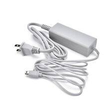 US Plug Home Wall Charger AC Adapters Powers Supply For Nintendo Wii U Gamepads