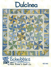 Charm Pack Quilt Pattern ~ DULCINEA ~ by Schnibbles - Miss Rosie's Quilt Co.