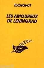 Les Amoureux de Léningrad // EXBRAYAT // Le Masque