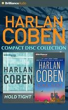 Harlan Coben CD Collection 2 : Hold Tight, Long Lost (2015, CD, 9 discs) NEW