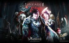 C2948 Lineage II Poster - Goddess of Destruction 24x38 Inches Home wall decor