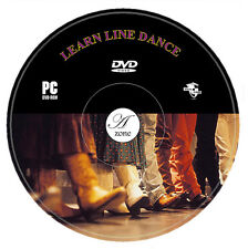 Beginners Easy Step By Step Guide Line Dancing Learn Country Dance DVD Video