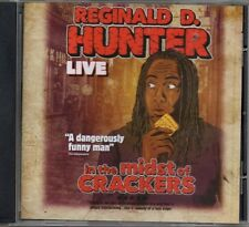 REGINALD D. HUNTER - In The Midst Of Crackers (Live) (Audio CD) (New/Sld)