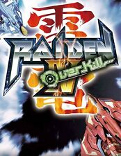 RAIDEN IV OVERKILL - Steam chiave key - Gioco PC Game - Free shipping - ROW