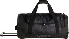 Quiksilver Centurion Wheeled Luggage in Black