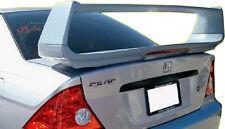 Fits 01-05 Honda Civic Custom Style Spoiler Wing Primer Un-painted NEW