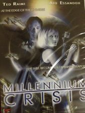 Millennium Crisis DVD 2007 new/sealed  Free shipping Wholesale lot of 10