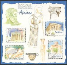 France 2004 Athens/Buildings/Architecture/Church/Parthenon/History 4v m/s n39183