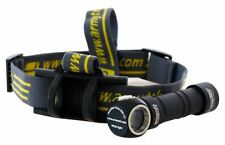 Armytek Wizard Pro v3 XP-L (Warm) Silver Headlamp -1120 Lumens
