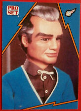 Thunderbirds PRO SET - Card #006, Jeff Tracy - Pro Set Inc 1992