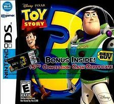 Disney's Toy Story 3 The Video Game CARTRIDGE MINT Nintendo DS