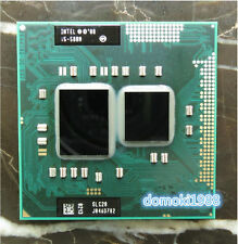 Intel Core i5 580M SLC28 2.66GHz up to 3.33GHz 3MB 2.5GT/s PGA988 Dual-Core CPU