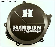 Hinson Racing High Performance Billet Clutch Cover Suzuki RMZ450 2005-2007