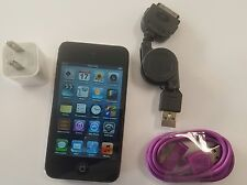 Apple iPod touch 4th Generation Black (8GB) Great Condition