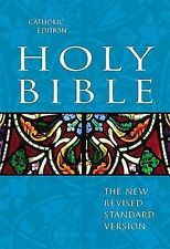 Holy Bible Catholic Edition: The New Revised Standard Version by Thomas Nelson