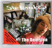 (GB77) Steranko, The Decision - 2004 CD