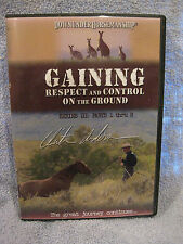 Clinton Anderson - Downunder Horsemanship - Gaining Respect and Control Series 2