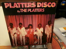 "the platters""platters hits disco version""""lp12""fr.carrere:67223.de 1977."