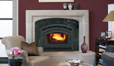 Astria Montecito Wood Burning Fireplace High-Efficiency Powerful Heat Output New