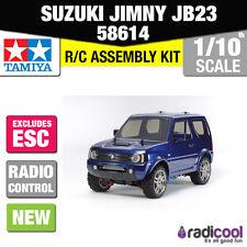 NUOVO! 58614 TAMIYA SUZUKI JIMNY jb23 mf-01x 4WD 1 / 10th R / C KIT RADIOCOMANDO