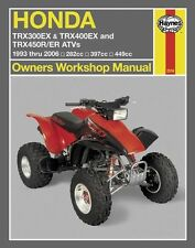 Haynes ATV Manual M2318