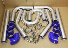 BLUEFIMC INTERCOOLER+TURBO PIPING KIT COUPLER CLAMP E30 E34 E36 E46 E90 325I M3