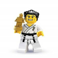 LEGO #8684 Mini figure Series 2 KARATE MASTER