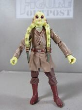KIT FISTO Jedi Master 22 STAR WARS REVENGE OF THE SITH COLLECTION Action Figure