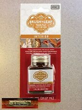 M00287 MOREZMORE Brush 'n Leaf Interior Metallic Paint Gold Leaf Liquid Gilding