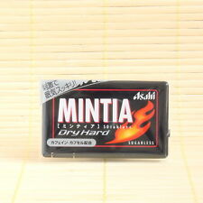 Japan Asahi MINTIA DRY HARD STRONG 50 Tablets Sugarless Japanese Candy Mint