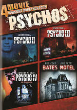 4-Movie Midnight Marathon Pack: Psychos, Very Good DVD, Moses Gunn, Olivia Husse