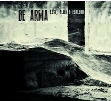 De Arma - Lost, Alien & Forlorn CD 2013 digi post rock black metal Fen Lonndom
