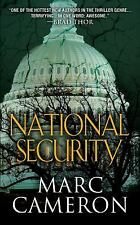 National Security (Jericho Quinn) Cameron, Marc Mass Market Paperback