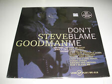 Steve Goodman Don't Blame Me LP sealed New live 1973 with download card