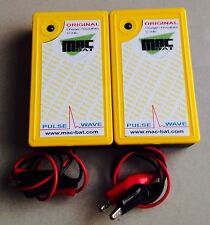 2 Of 12 volts lead acid battery CHARGER / DESULFATOR 7-30 Amps BATTERY