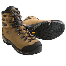 ASOLO POWER MATIC 100 LEATHER GORE-TEX HIKING BOOTS MEN'S 9 WIDE NEW RTL $300