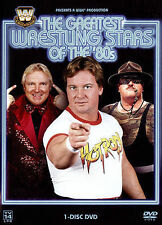 WWE: Greatest Wrestling Stars of the '80s (One Disc) DVD, Compilation, Wwe