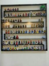 Wall Display Case Suitable for LEGO Minifigure / Hot Wheel / Other Collectible