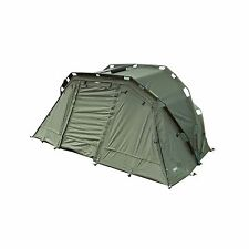 Chub Tri-Brid 1 Man Waterproof Carp Fishing Shelter / Bivvy With Carry Bag