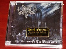 Dark Funeral: The Secrets Of The Black Arts - Expended Edition 2 CD Set 2013 NEW