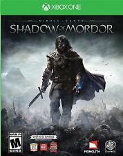 NEW Middle Earth: Shadow of Mordor  (Microsoft Xbox One, 2014) 1
