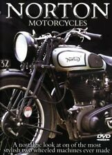 NORTON MOTORCYCLES - CLASSIC MOTORCYCLES - NEW DVD