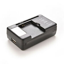 External Battery Travel Charger Wall for Samsung Samsung Galaxy S4 Note 2 3 4 ab