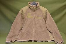Gen III ECWCS Level 3 Peckham Fleece Cold Weather Jacket Tan Large Regular Great