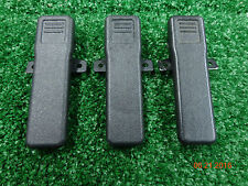Kenwood Radio Belt clip for TK280 TK380 TK480 TK270 TK290 and more LOT 3 #Y