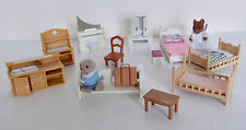 Sylvanian Families joblot/collection of spares/accessories Lot 1
