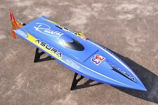 H750 Electric RC Boat High Speed Racing Boat Toys 75km/h RTR Version ESC Motor