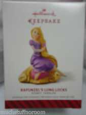 HALLMARK 2014 ORNAMENT DISNEY Rapunzel's Long Locks princess Tangled  NEW