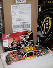 JEFF GORDON 2012 DUPONT 20TH ANNIVERSARY HOMESTEAD RACE WIN IMPALA 1 /1,952